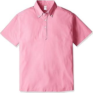 UnitedAthle 5.3 盎司(约 150.25 克) 快干珠地网眼 实用 Polo 衫(纽扣领)505201 男式