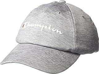 Champion 男士老爹帽,弯檐帽,可调节棒球帽
