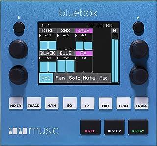 1010music Bluebox 小型数字混音器和录音机