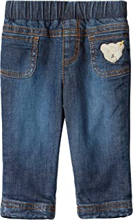 水洗牛仔裤