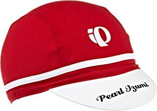 Pearl iZUMi Cotton Cylcing Cap,True Red,One