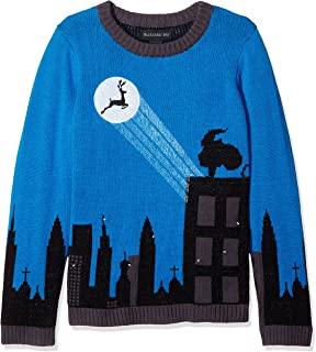 Blizzard Bay 男孩大城市风情灯饰驯鹿毛衣