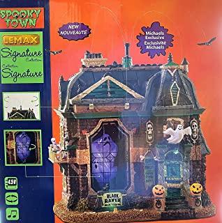 Lemax Spooky Town 黑乌鸦庄园 #05605