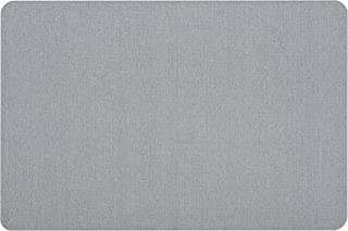 Quartet 布告栏 3' x 2' 浅蓝色