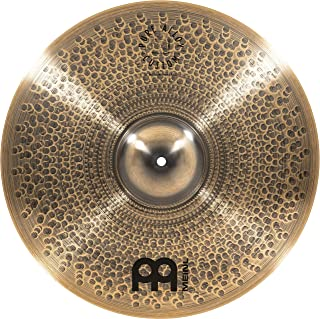 MEINL Cymbals Pure Alloy Custom Series Crash PAC19MTC