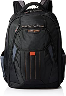 Samsonite 新秀丽 Tectonic 2 背包,黑色/橘色,均码