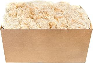 Super Moss (15610) Aspen Wood Excelsior 箱子弹,4.57 千克,天然