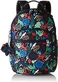 Kipling 凯浦林 Clas Seoul 通用学生书包 双肩包,Multicolour (Bare Necessit…