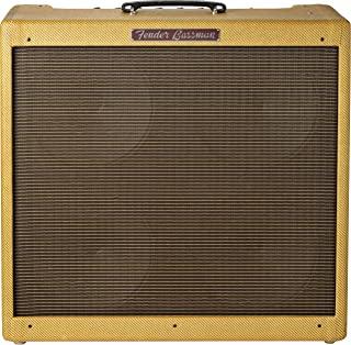 Fender '59 Bassman LTD 50 瓦 4x10 英寸管低音组合放大器
