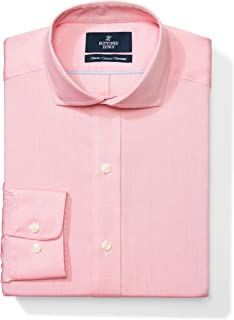Buttoned Down Men's Classic Fit Cutaway-Collar Solid Non-Iron Dress Shirt
