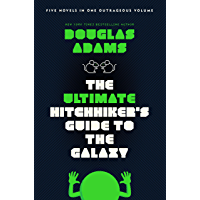 The Ultimate Hitchhiker's Guide to the Galaxy: Five Novels i…