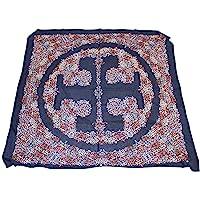 Tory Burch 女士羊绒方形围巾