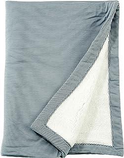 Noppies 婴儿 U 型摇篮毛毯 吸汗 75x100 厘米 可穿戴,深* C,75x100 厘米