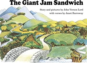 The Giant Jam Sandwich (English Edition)