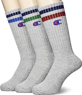 Champion 中筒袜 3P