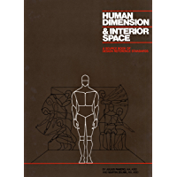 Human Dimension and Interior Space: A Source Book of Design…