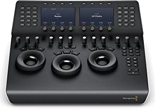 Blackmagic design 控制面板 DaVinci Resolve Panel DaVinci Resolve用