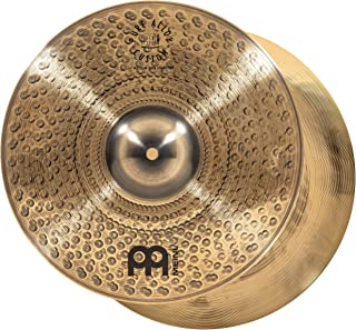 "MEINL Cymbals Pure Alloy Custom Series 踩镲 14"" Medium Thin Hihat 一对 PAC14MTH"