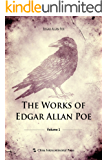 The Works of Edgar Allan Poe—Volume 1(English edition)【爱伦坡著作…