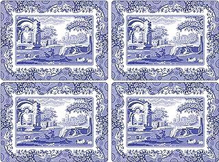 Spode Blue 意大利餐垫,4 件套