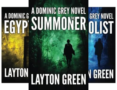 The Dominic Grey Series