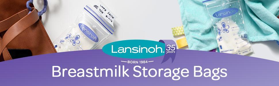 Lansinoh Breastmilk Storage Bags