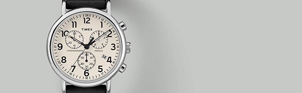 Timex Weekender Chrono Chronopgraph