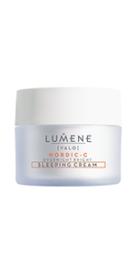 Lumene Valo Overnight Bright Sleeping Cream 50 ml