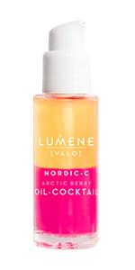 Lumene Valo Arctic Berry Cocktail Brightening Hydra-Oil 30 ml