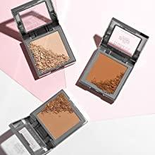 face foundation bronzer blush