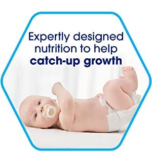 Expertly designed nutrition to help catch-up growth