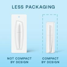 Less Packaging