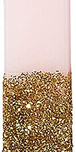 pink number candle