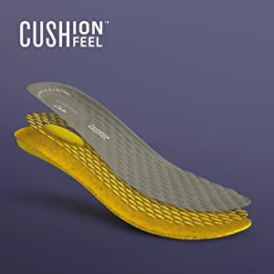 cushion feel