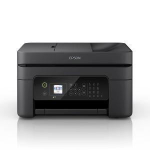 workforce wf-2830, epson, business printer, home printer, individual inks, cartridges, paper,
