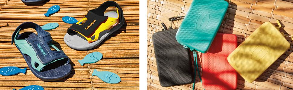 havaianas kids sandals and accessories