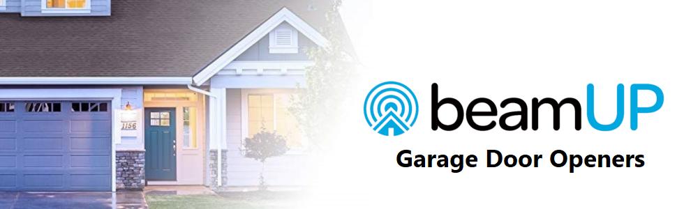 beam beamup beam labs smart home smart-home connected home smart garage garage door opener key ring