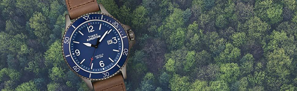 timex expedition, analog, watch