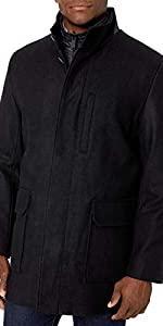 Melton Wool 3-in-1 Car Coat