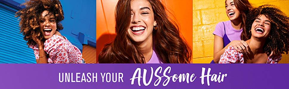 Unleash your AUSSome Hair