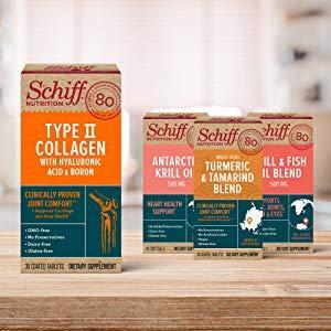 schiff shiff type II purest pure hydrolyzed multi bulletproof super keto collagen vital protein