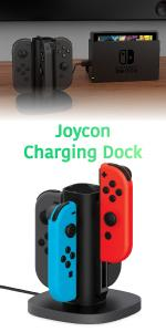 Nintendo Switch JoyCon Dock