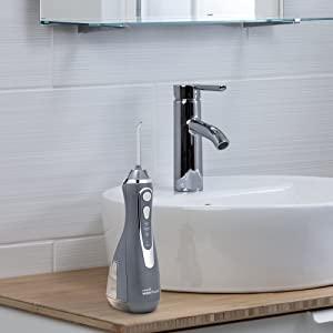 cordless water flosser, waterpik, oral irrigator, air floss, airfloss
