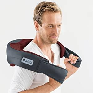 beurer mg 151 massagerät massieren massagegürtel nackenmassage schultern rücken nacken wärme