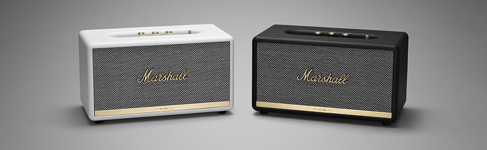 White and Black color bluetooth speaker