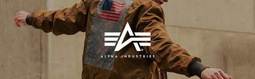 alpha industries, b-15 flight jacket