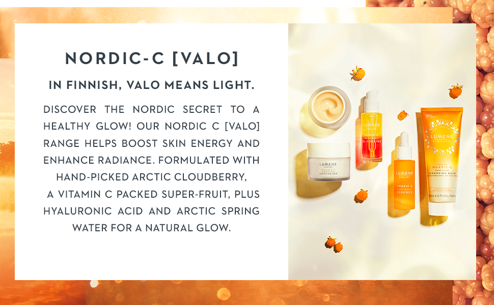 Nordic C Valo Product Range