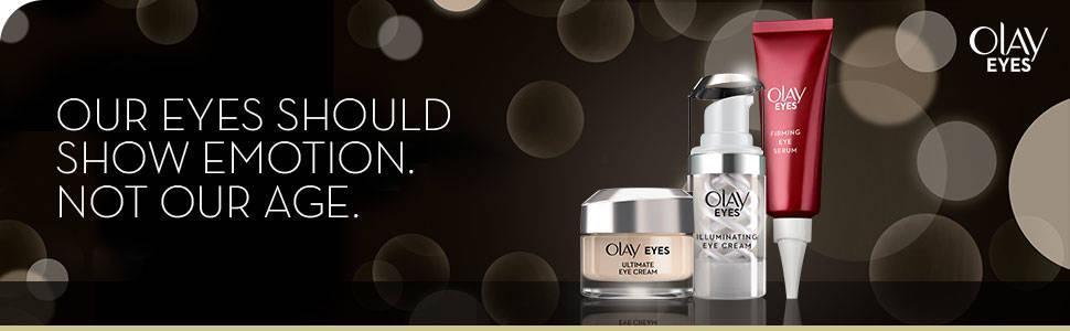 Olay Eyes Firming Eye Serum For Wrinkles and Sagging Skin, 15 ml