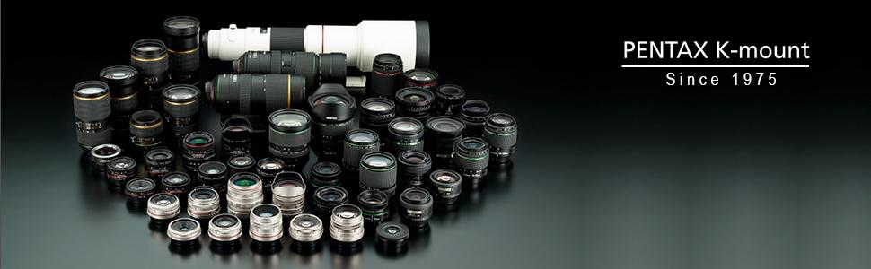pentax k-mount 50mm