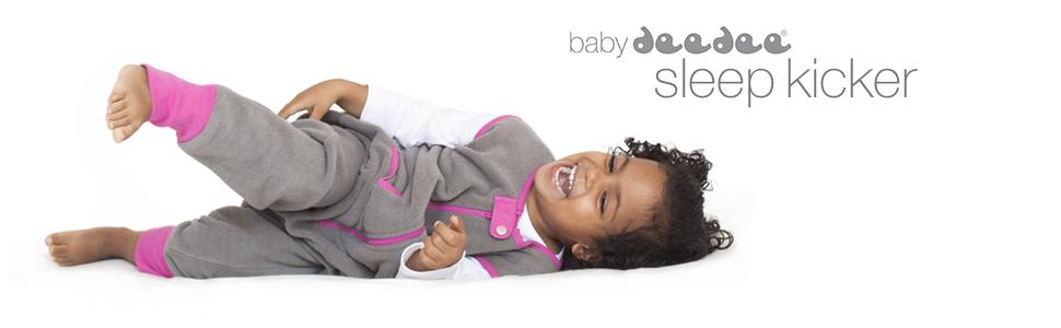 baby wearable blanket, sleep kicker, toddler wearable blanket,